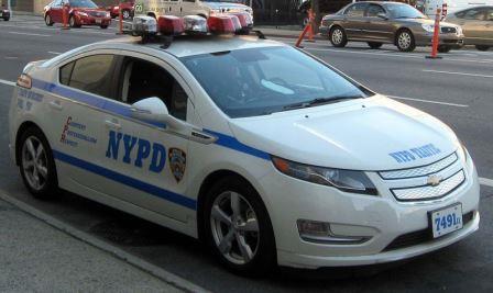 NYPD Volt!
