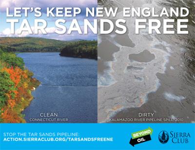 Tar Sands Free Northeast