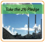 Take the 2% pledge to cut
