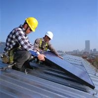 Cool Cities Solutions, Solar Panels