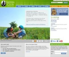 New Sierra Club.org