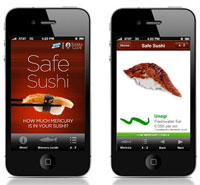 Download Our Free Safe Sushi App