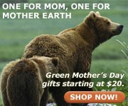 Green Mother's Day Gifts