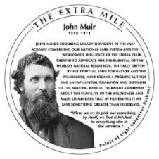 The Extra Mile -- John Muir