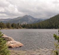 Areas like Rocky Mountain National Park depend on us!