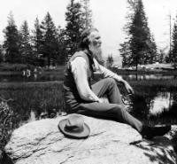It's John Muir's Birthday