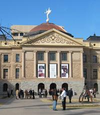 Arizona State Capitol (Photo by Sandy Bahr)