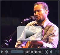 On Tour with Ben Harper
