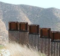 Border Wall waste
