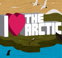 Show your love for the arctic!
