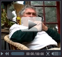 Watch Mr. Green chat with our Lazy Organic Gardener.