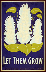 Let Them Grow (LOC circa 1938) / Flickr Creative Commons