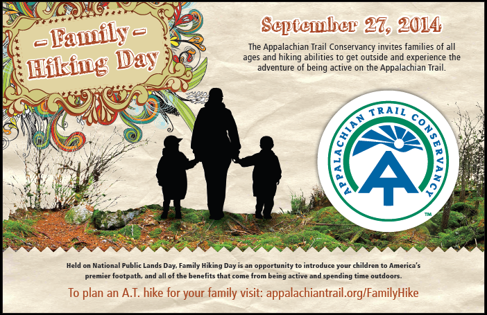 ATC Family Hiking Day Flyer