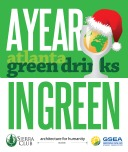 "Join us for ""A Year in Green: Holdiay Party"""