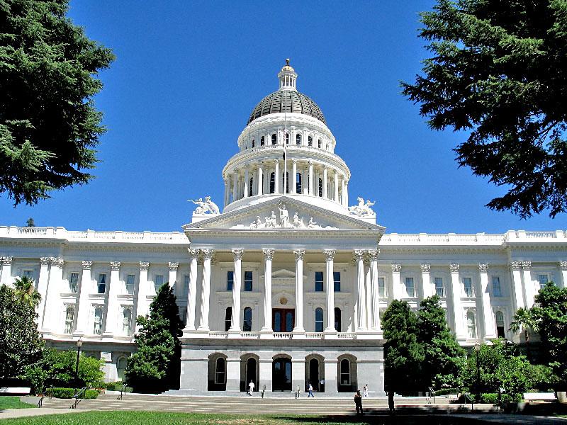 CA State Capitol Bldg