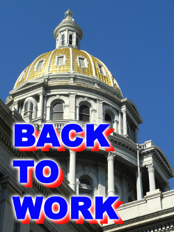 Capitol Graphic Back to Work