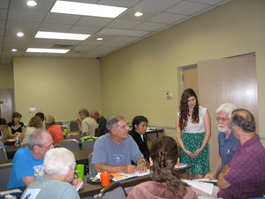 Citizen Lobby Workshop 2012
