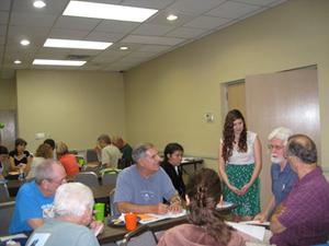 Citizen Lobby Workshop 2012