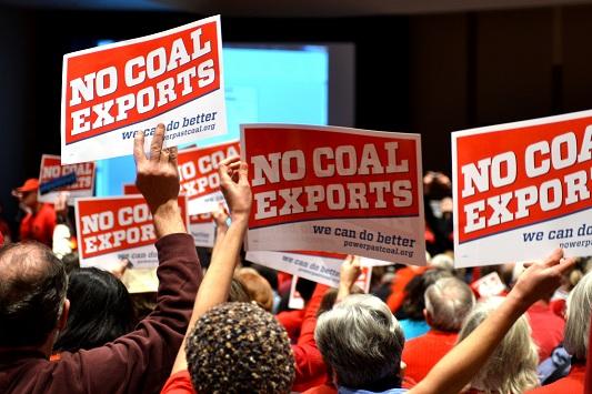 No Exports Signs