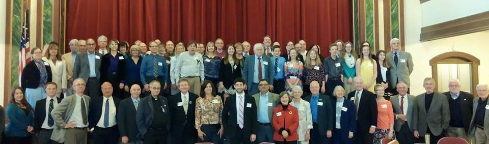 Citizen Lobby Day Participants