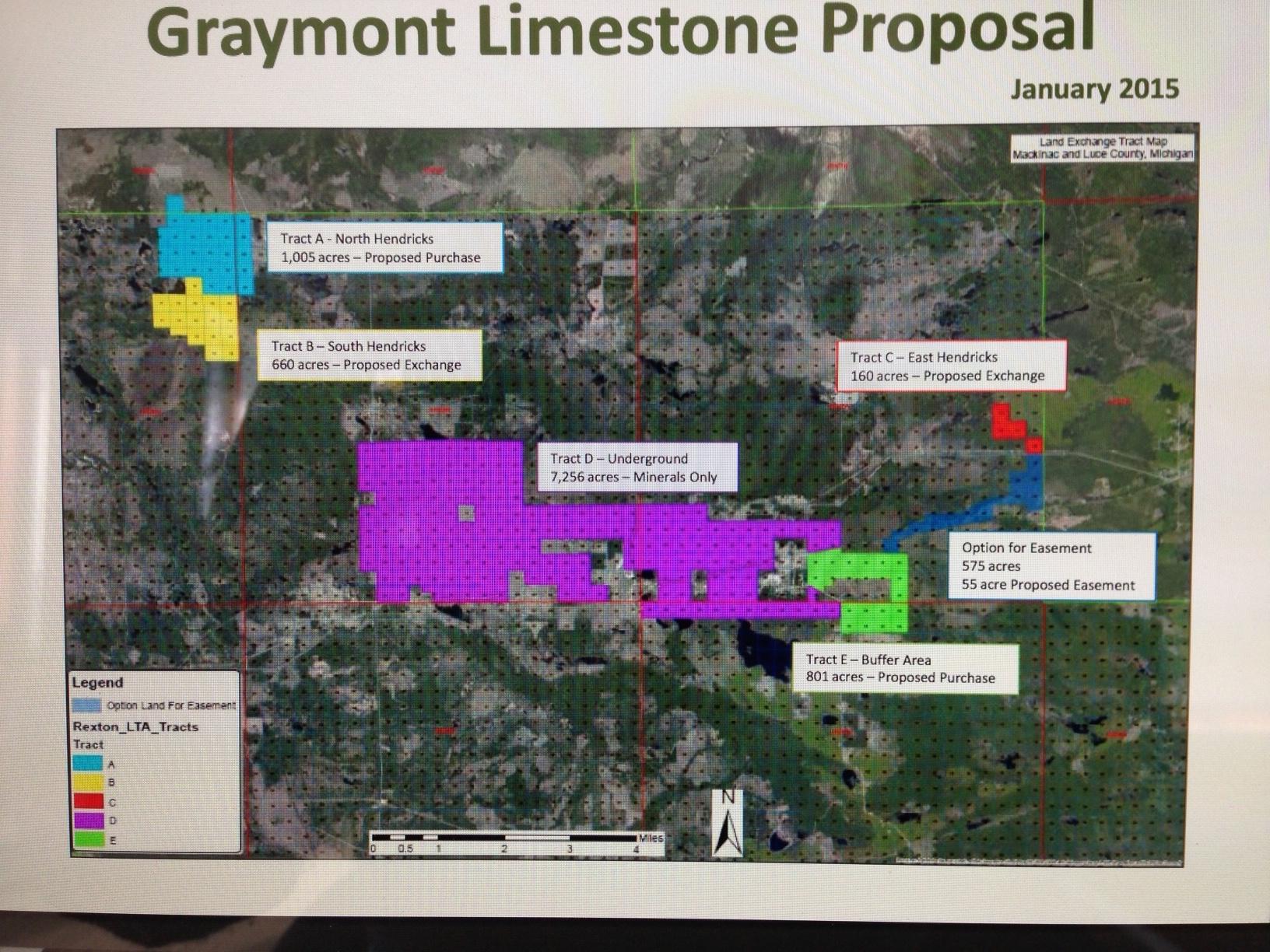 Graymont Proposal January 2015