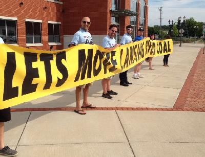 Sierra Club Calls on Lansing BWL to Move Beyond Coal!