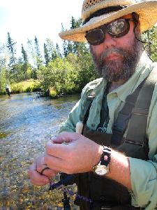 Marvin Roberson, Forest Ecologist