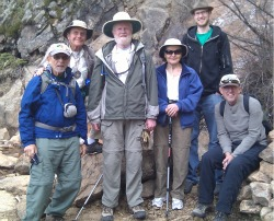 Pikes Peak Group, Mt. Rosa Hike
