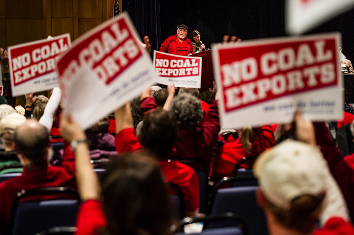 OR Coal Exports Hearing