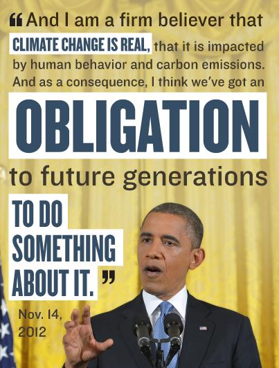 Obama Speaks on Climate