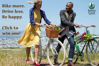 Win a PUBLIC bike