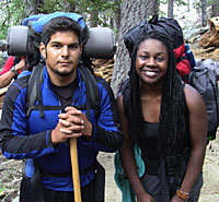 Sierra Club Outdoor Youth Ambassador Kokei Otosi