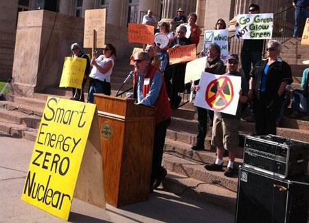 No Nukes in Pueblo!