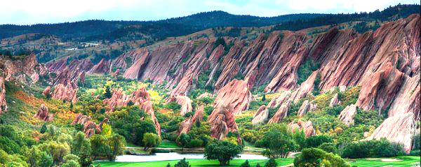 Roxborough scenery