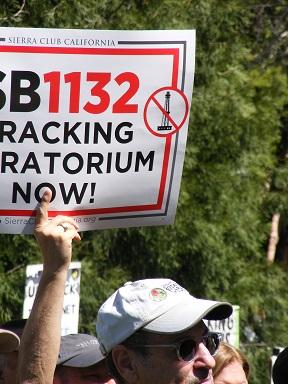 SB 1132 Rally Sign