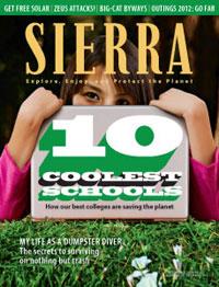 Sierra magazine picks America's Coolest Schools
