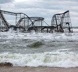 Hurricane Sandy Anniversary