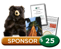 $25 Sequoia Sponsorship