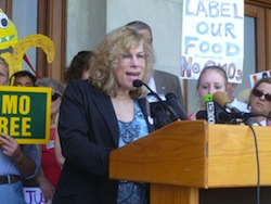 Sierra Activist Diane Lentakis