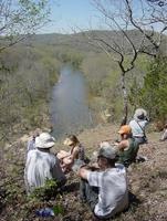 Sierrans at Bee Bluff