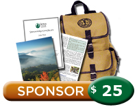 $25 Smoky Mountains Sponsorship