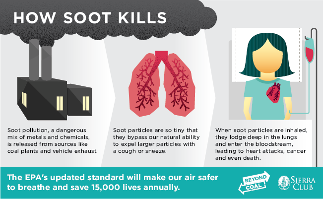 How Soot Kills