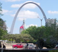 St. Louis Downtown Arch