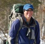 Steve Bozoian backpacker