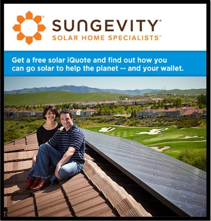Sierra Club Solar Homes 2013