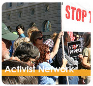 The Activist Network - get involved!