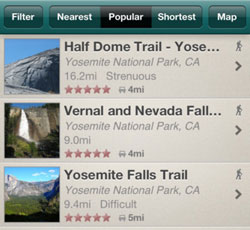 Trails App