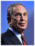Michael Bloomberg, Sierra Club Supporter