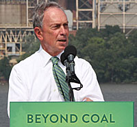 Michael R. Bloomberg, Mayor of New York City