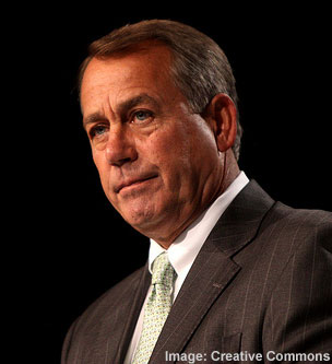John Boehner (Creative Commons)